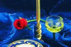 Вкусные рецепты: Пирог с красными грушами под лимонно-миндальным безе, Тунец в беконе с овощами на Гриле ! ! !, Салат с зайчатиной